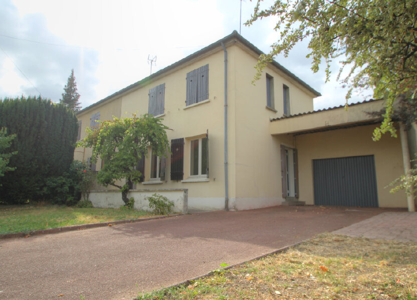 Maison à vendre 111m2 à Saint-Jean-de-la-Ruelle