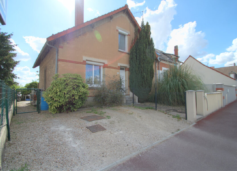 Maison à vendre 133m2 à Saint-Jean-de-la-Ruelle
