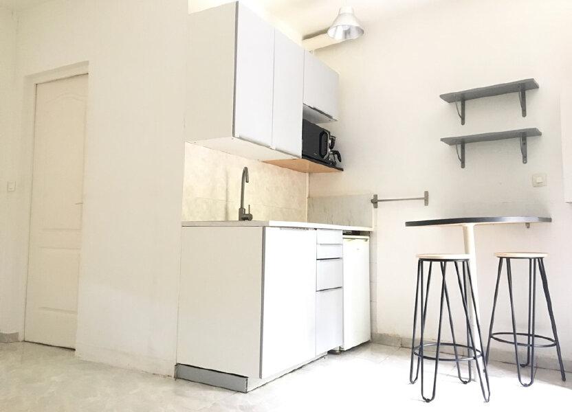 Appartement à louer 18.38m2 à Saint-Maurice