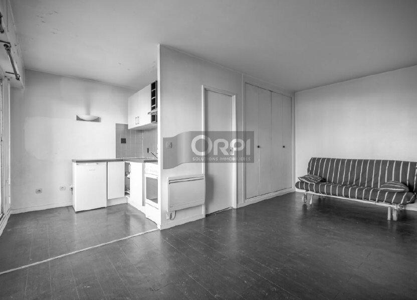 Appartement à louer 29.1m2 à Saint-Maurice