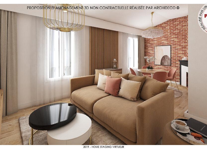 Appartement à vendre 38.37m2 à Champigny-sur-Marne
