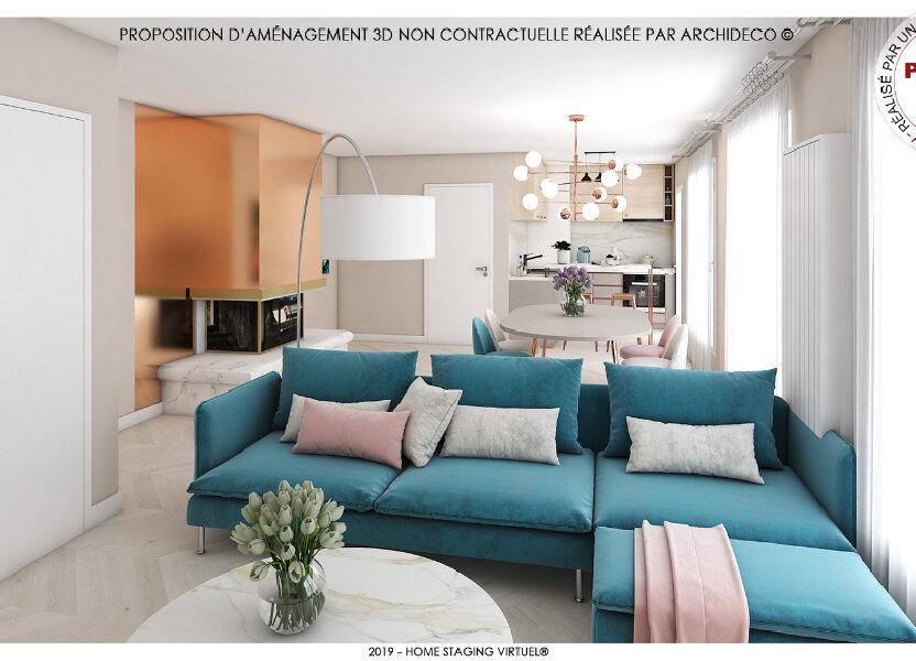 Appartement à vendre 81.27m2 à Joinville-le-Pont