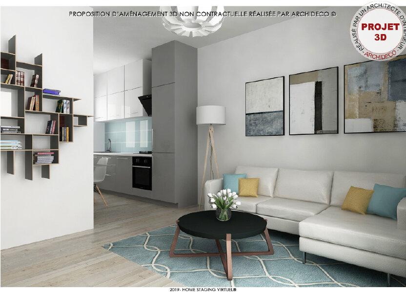 Appartement à vendre 39.23m2 à Joinville-le-Pont