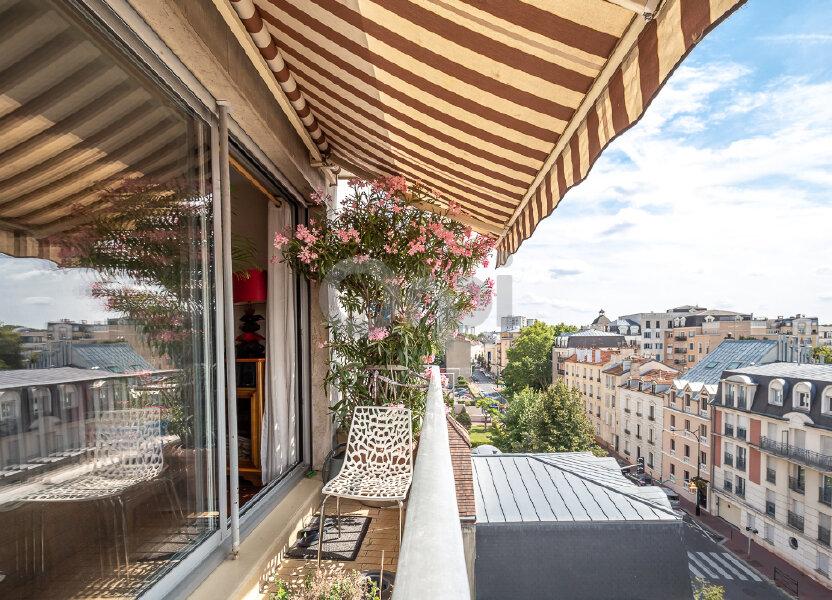 Appartement à vendre 63m2 à Saint-Maurice