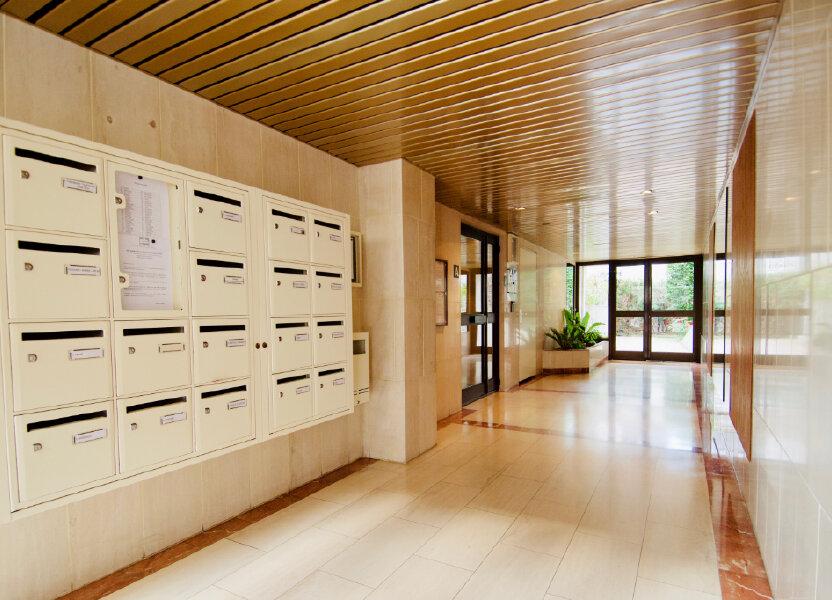 Appartement à louer 54.38m2 à Saint-Maurice