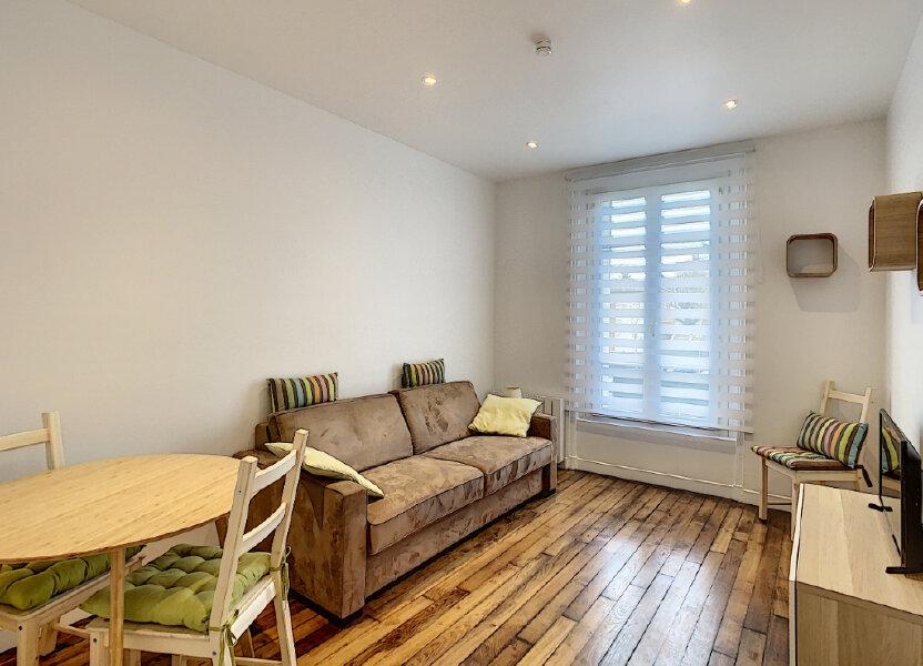 Appartement à louer 33.72m2 à Saint-Maur-des-Fossés