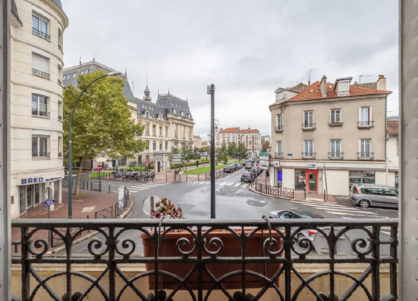 Appartement à vendre 56m2 à Saint-Maur-des-Fossés