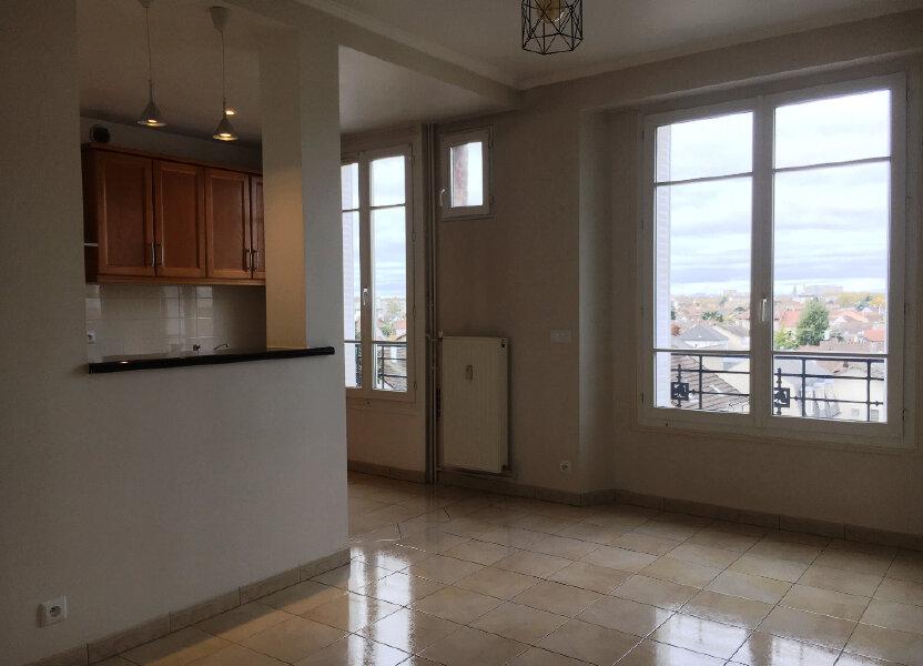 Appartement à louer 40.45m2 à Saint-Maur-des-Fossés