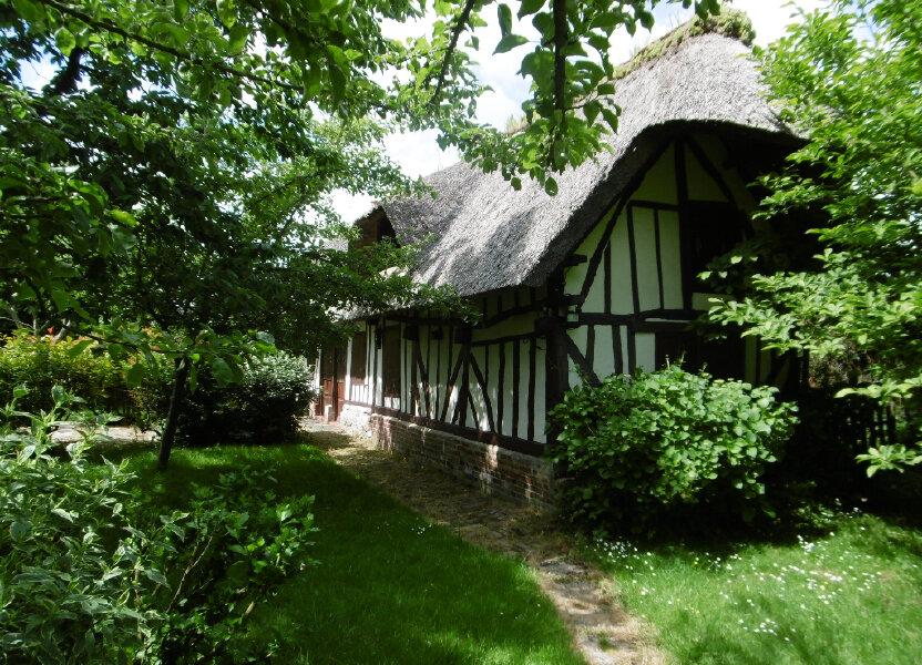 Maison à vendre 53m2 à Beuzeville