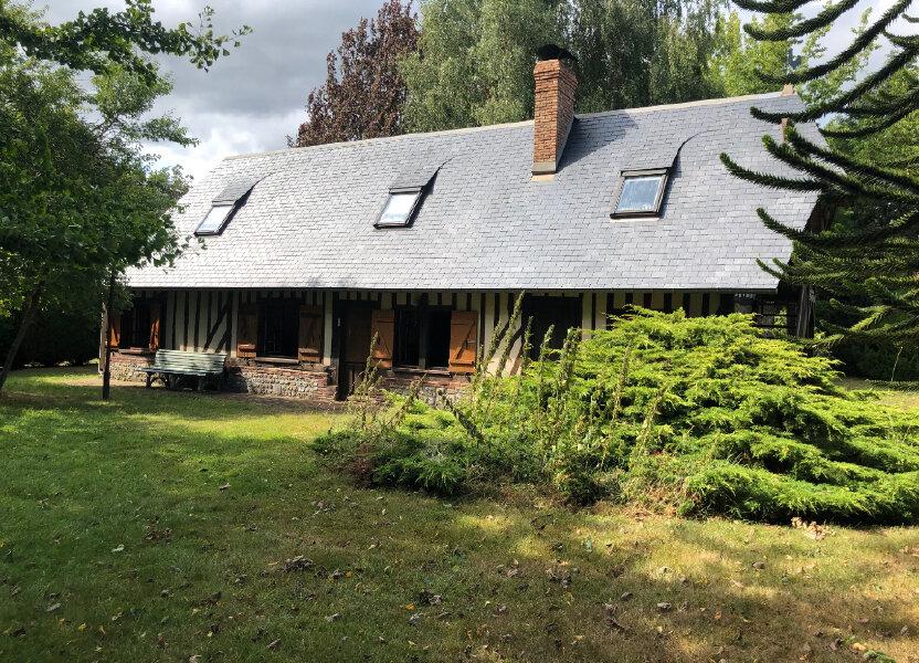 Maison à vendre 90m2 à Saint-Pierre-de-Cormeilles