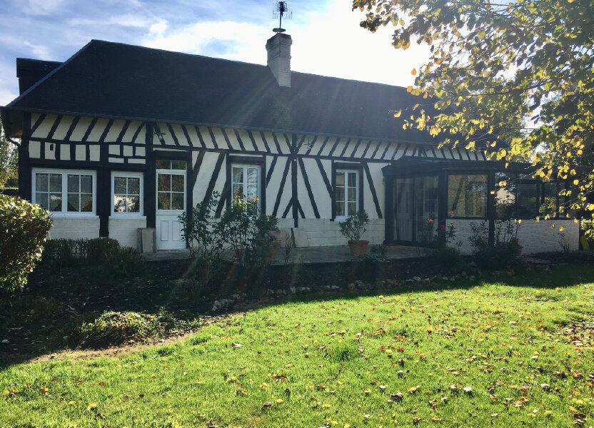 Maison à vendre 125m2 à Beuzeville