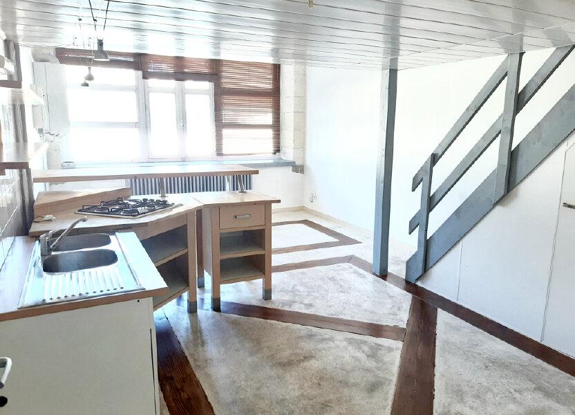Appartement à louer 43.67m2 à Limoges