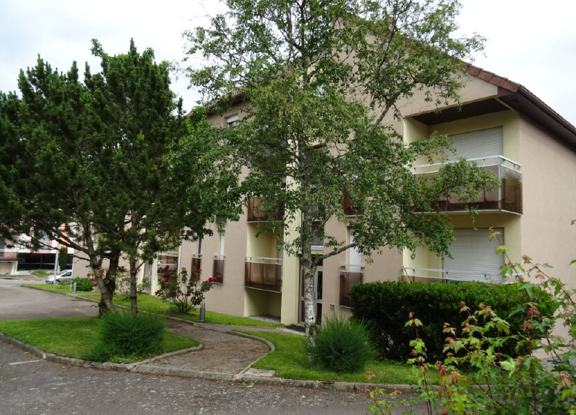 Appartement à vendre 69.79m2 à Limoges