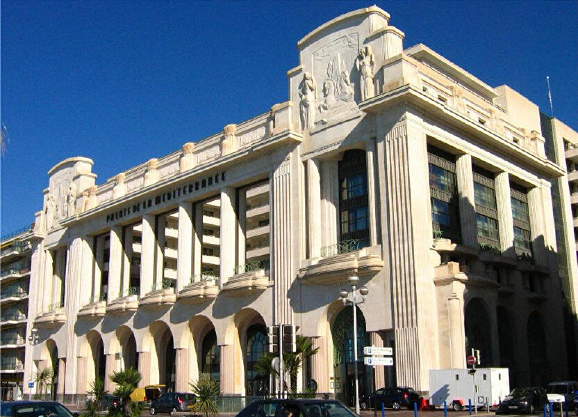 Appartement à louer 41.5m2 à Nice