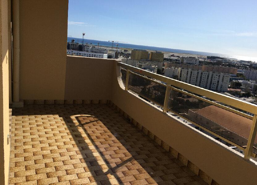Appartement à louer 39.48m2 à Nice