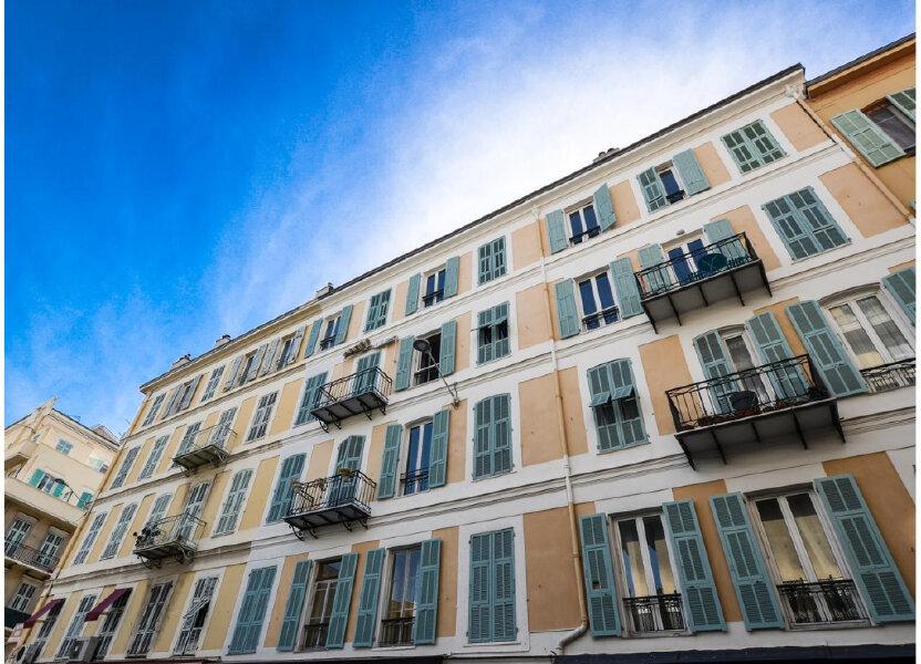 Appartement à louer 38.12m2 à Nice
