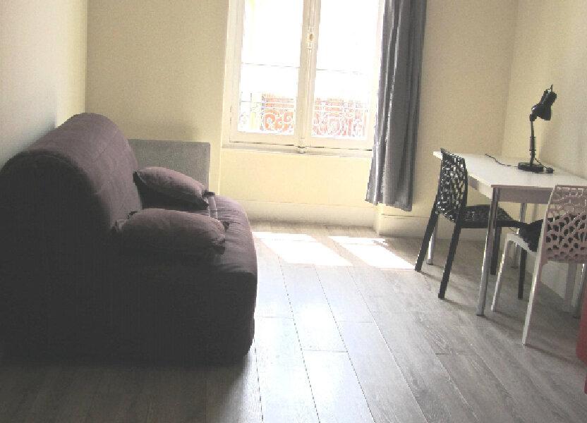 Appartement à louer 19m2 à Nice