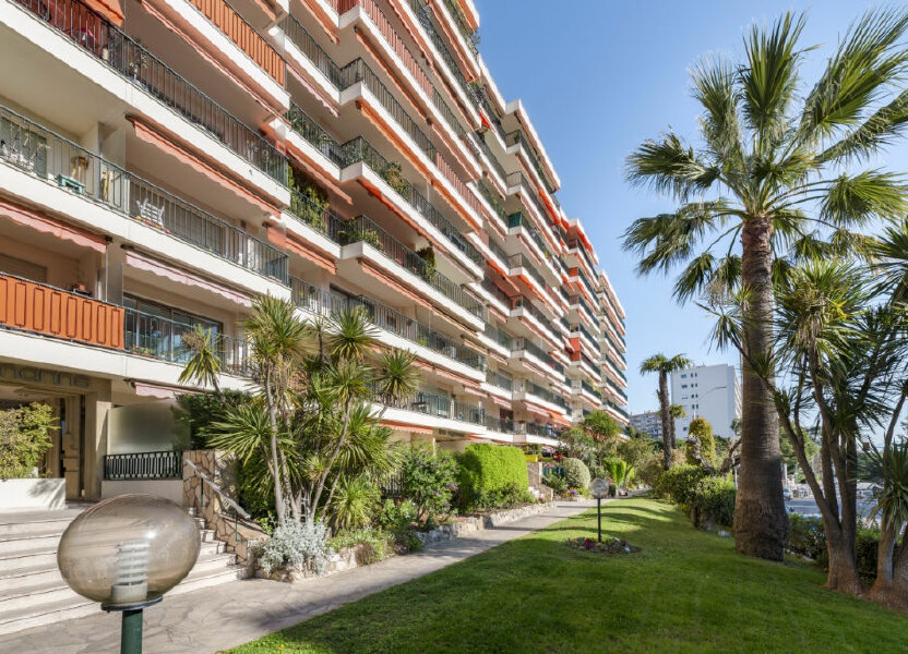 Appartement à louer 72.35m2 à Nice