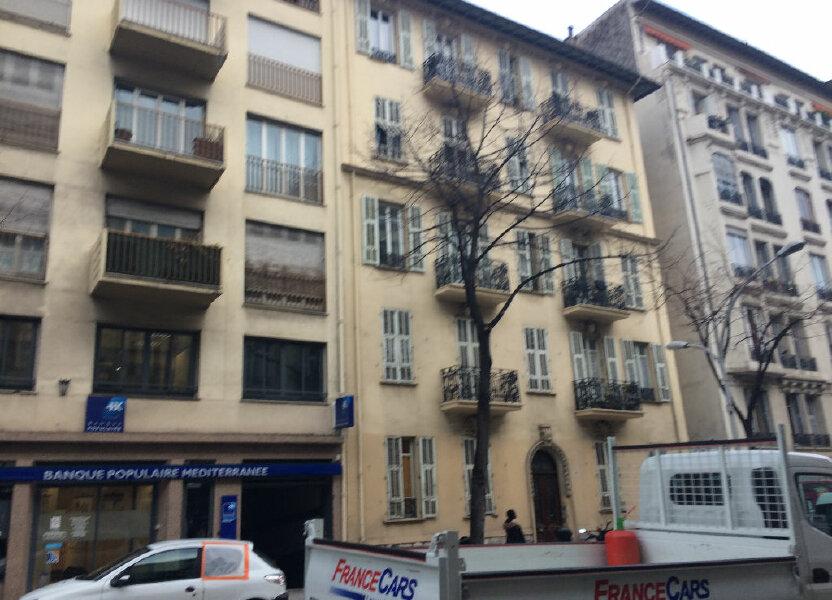 Appartement à louer 40.72m2 à Nice