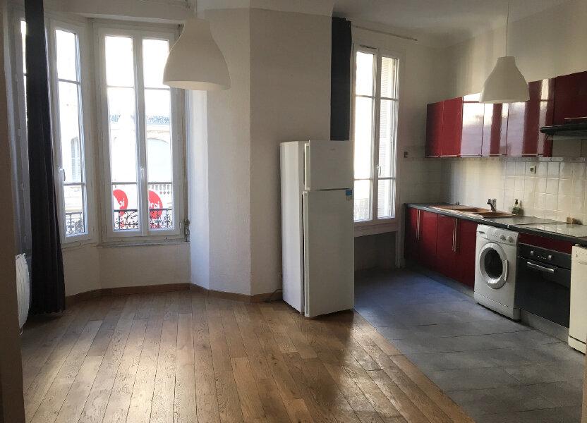 Appartement à louer 55.16m2 à Nice