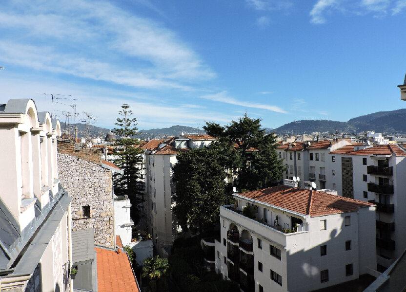 Appartement à louer 18.74m2 à Nice