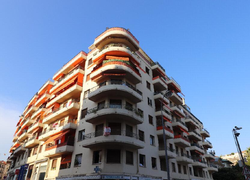 Appartement à vendre 60.53m2 à Nice