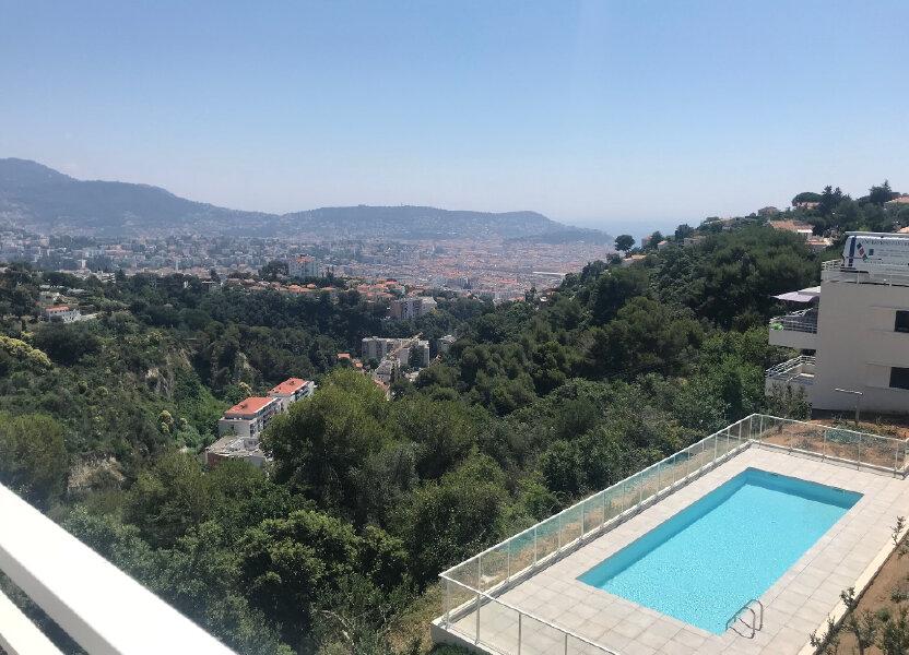 Appartement à louer 44.8m2 à Nice