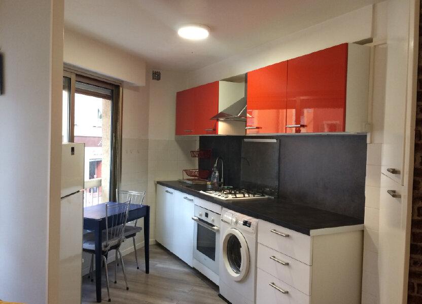 Appartement à louer 44.51m2 à Nice
