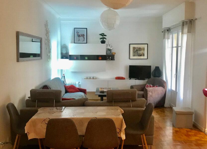 Appartement à louer 77.42m2 à Nice