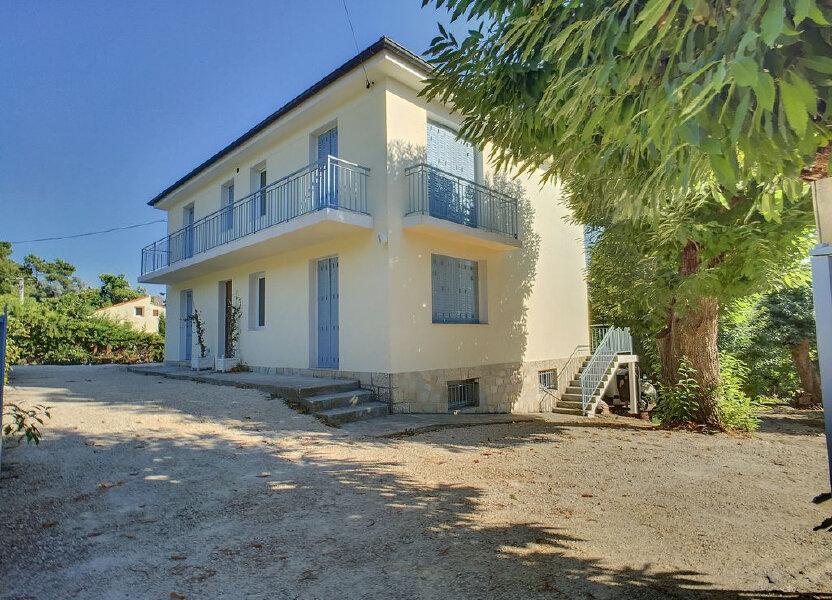 Maison à vendre 170m2 à Berre-les-Alpes