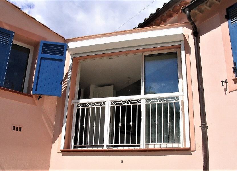 Appartement à louer 45m2 à Lucéram