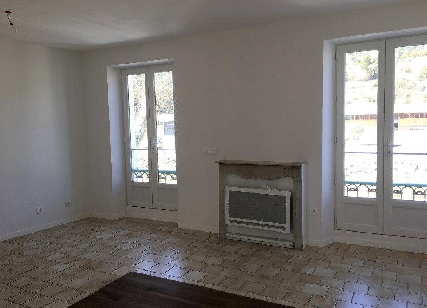 Appartement à louer 36.58m2 à Blausasc