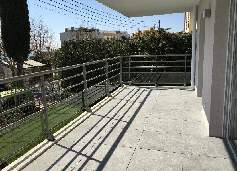 Appartement à louer 56.75m2 à Nice