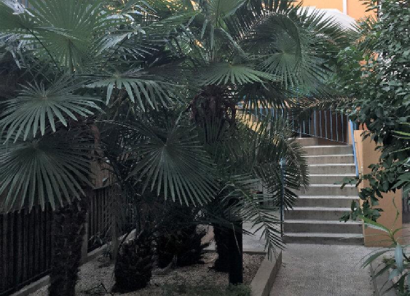 Appartement à louer 23.57m2 à Nice