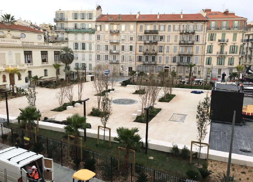 Appartement à louer 50.57m2 à Nice