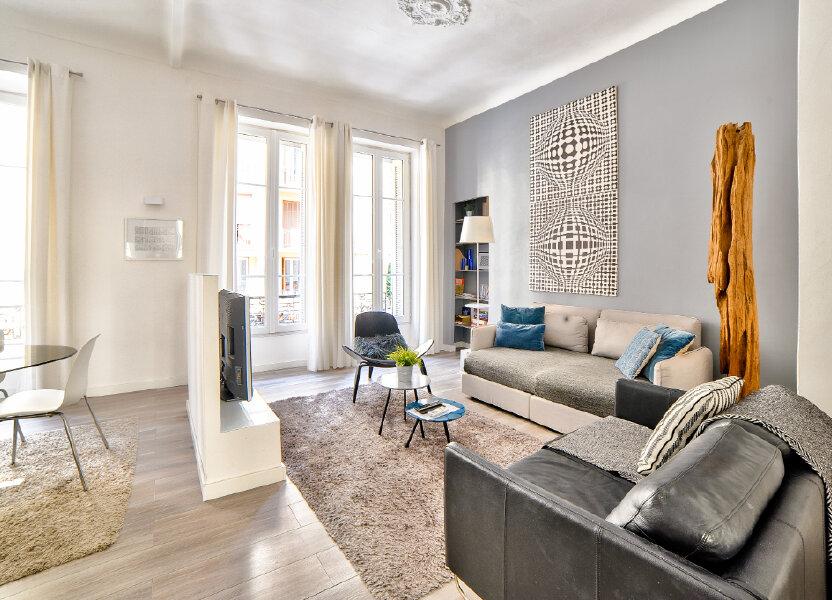 Appartement à vendre 70m2 à Nice
