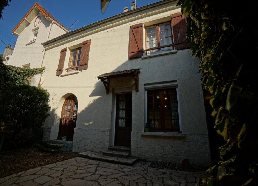 Maison à vendre 154m2 à Vaux-sur-Seine
