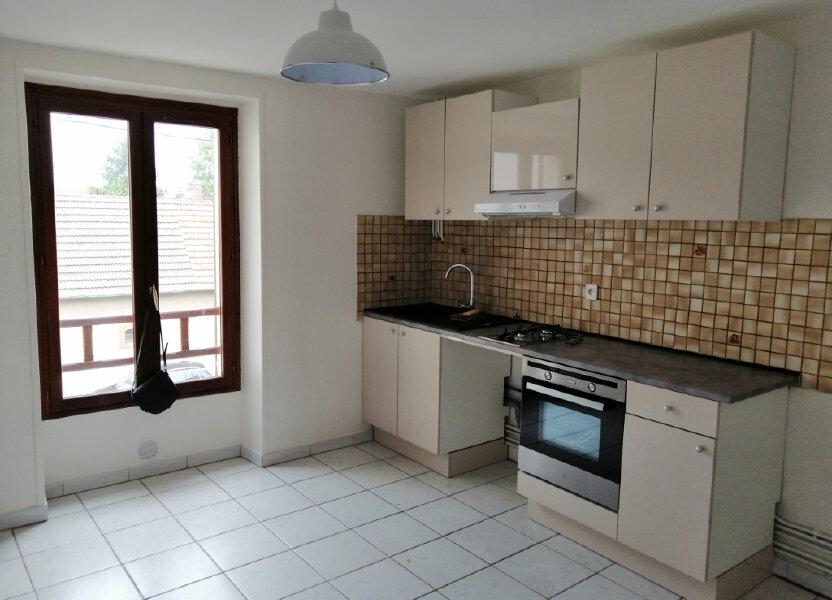 Appartement à louer 46m2 à Vaux-sur-Seine