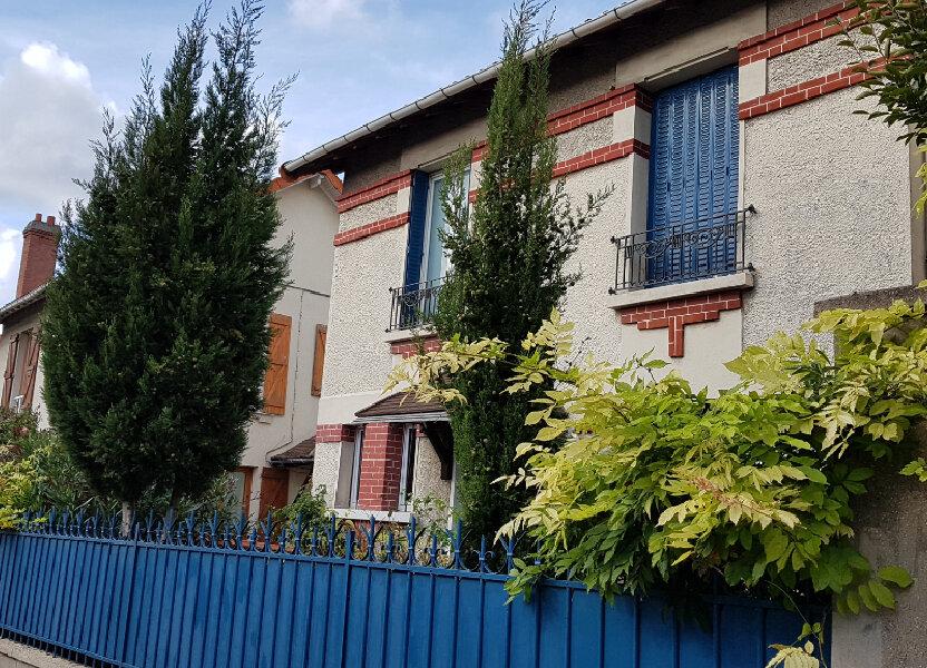 Maison à louer 95.43m2 à L'Haÿ-les-Roses