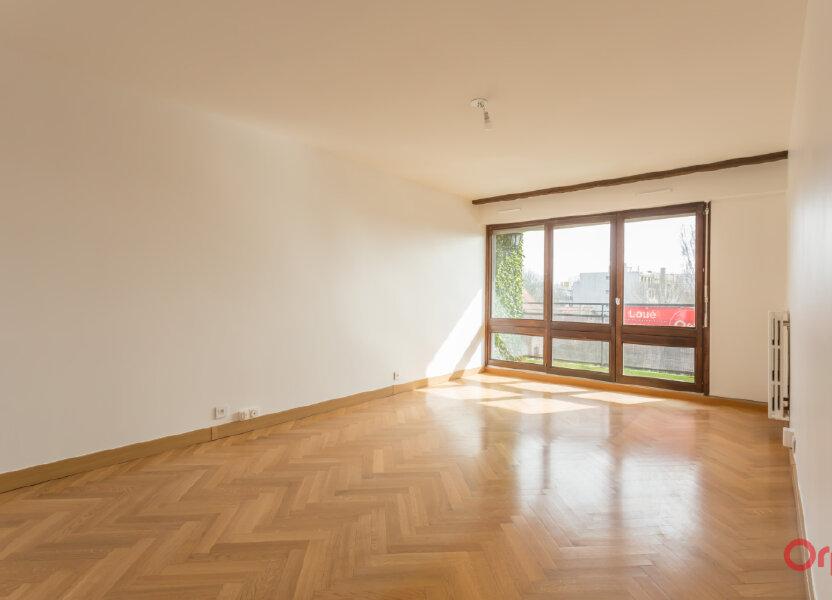 Appartement à louer 62.84m2 à Fontenay-aux-Roses