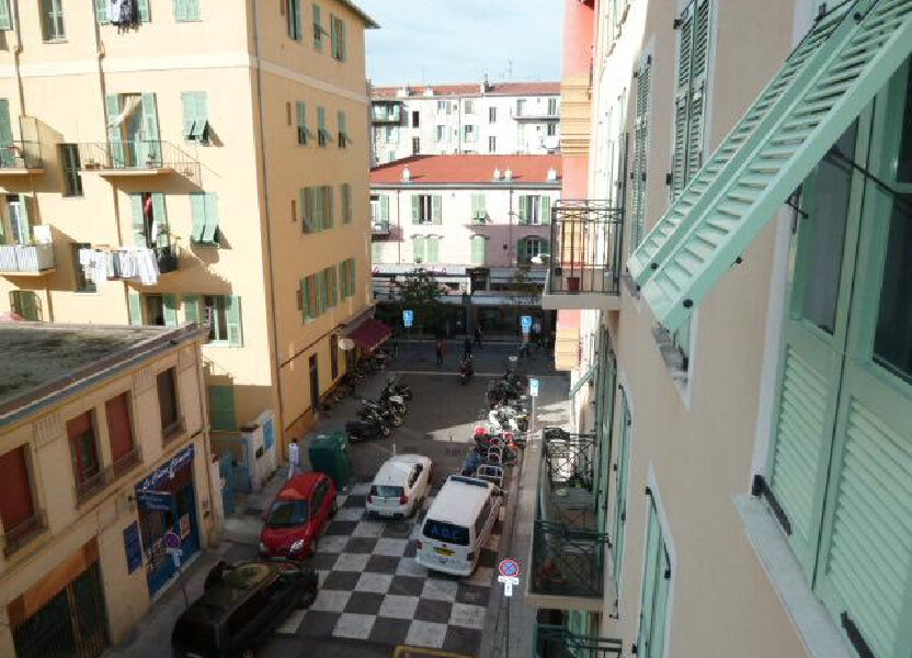 Appartement à vendre 51m2 à Nice