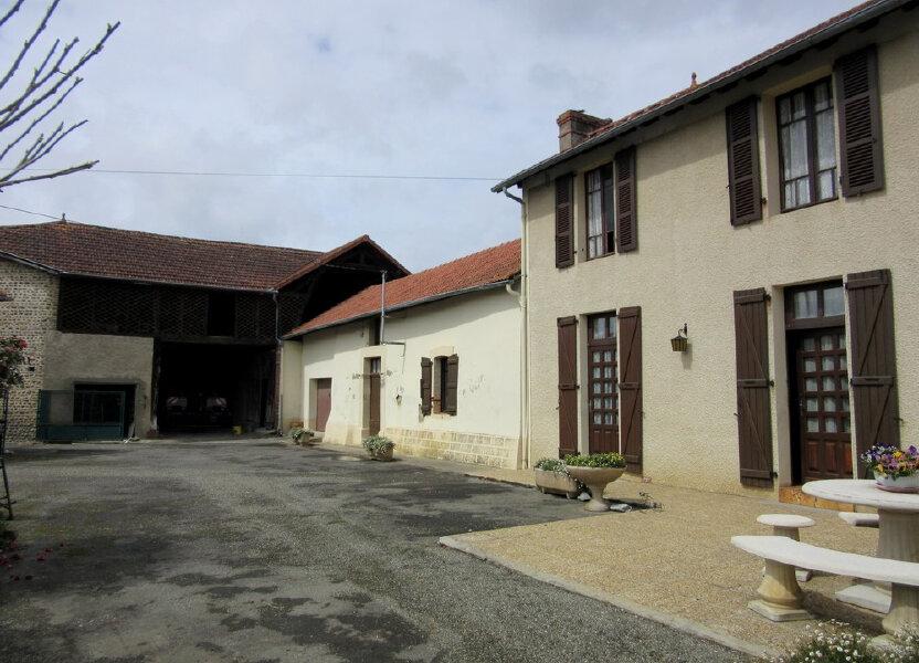 Maison à vendre 102m2 à Vic-en-Bigorre