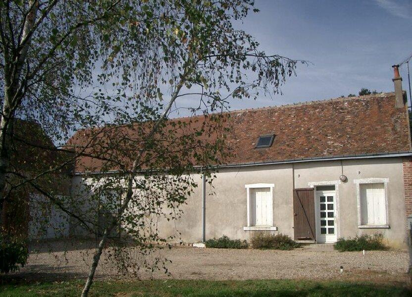 Maison à louer 80.33m2 à Saint-Nicolas-des-Motets