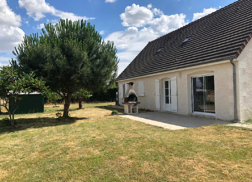 Maison à louer 130m2 à Auzouer-en-Touraine