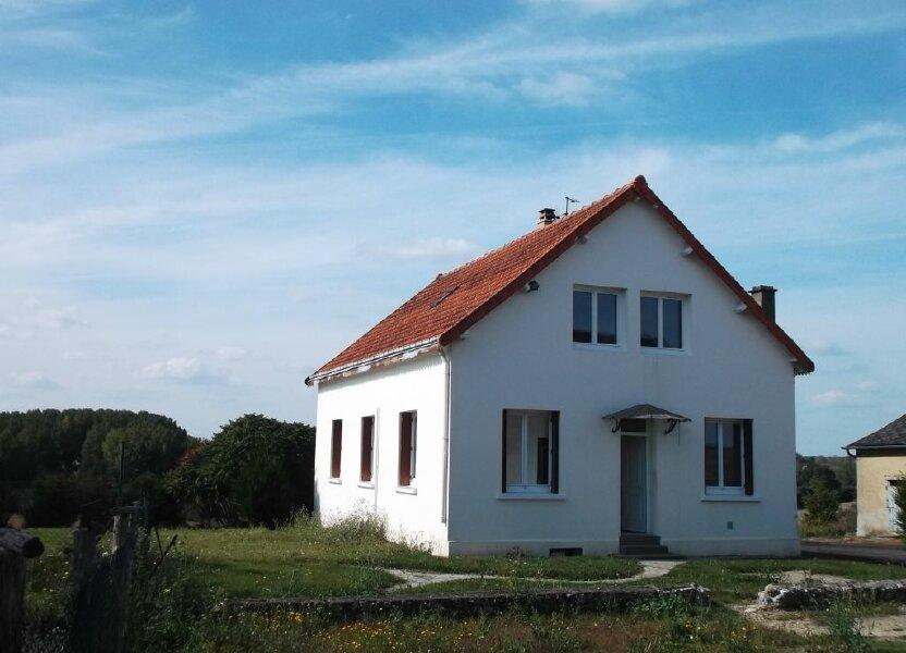 Maison à louer 142m2 à Villiers-au-Bouin