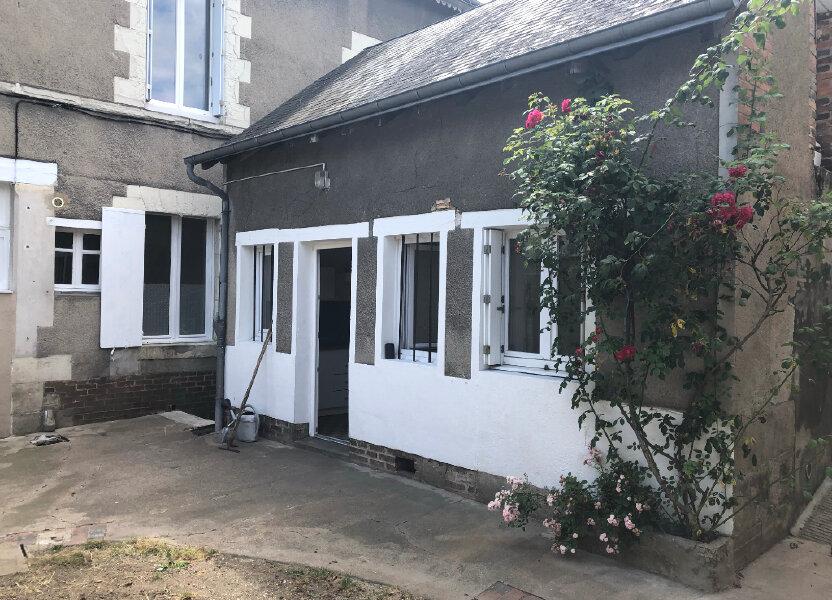 Maison à louer 82.38m2 à Château-Renault