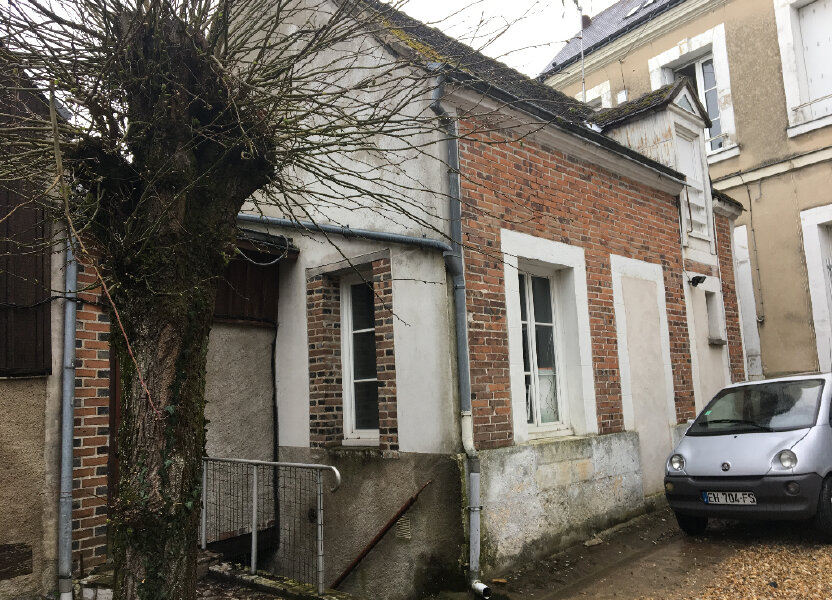 Maison à louer 35m2 à Château-Renault