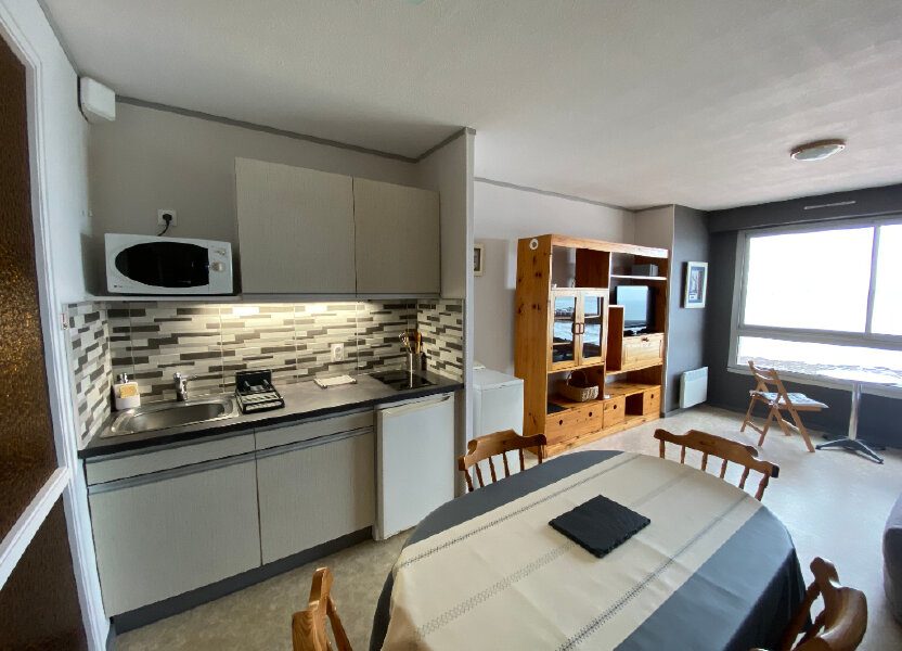 Appartement à louer 36m2 à Larmor-Plage