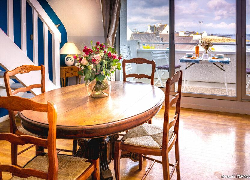 Appartement à louer 108m2 à Ploemeur