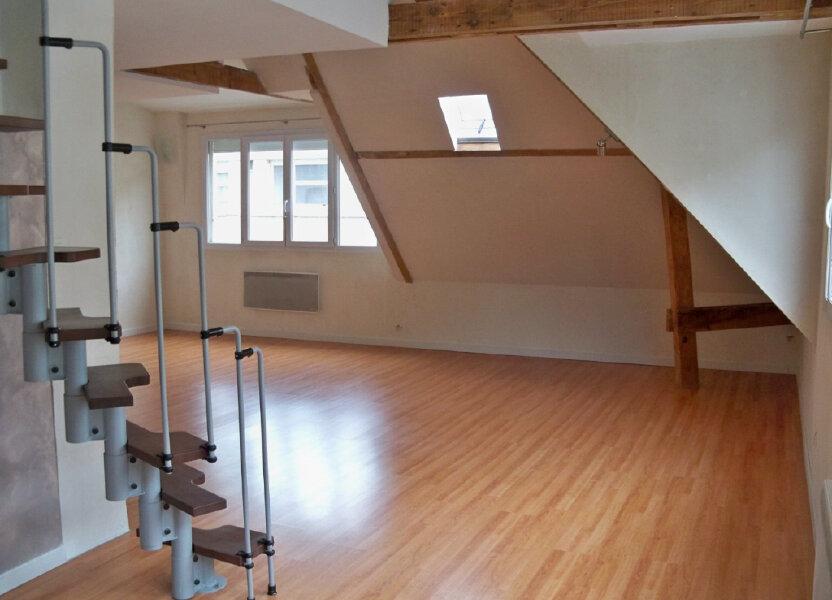 Appartement à louer 52m2 à Lorient